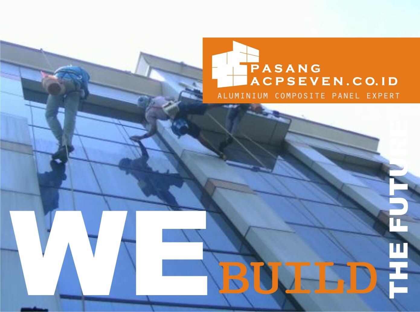 jasa bersih kaca gedung, maintenace curtainwall, maintenance acp panel surabaya