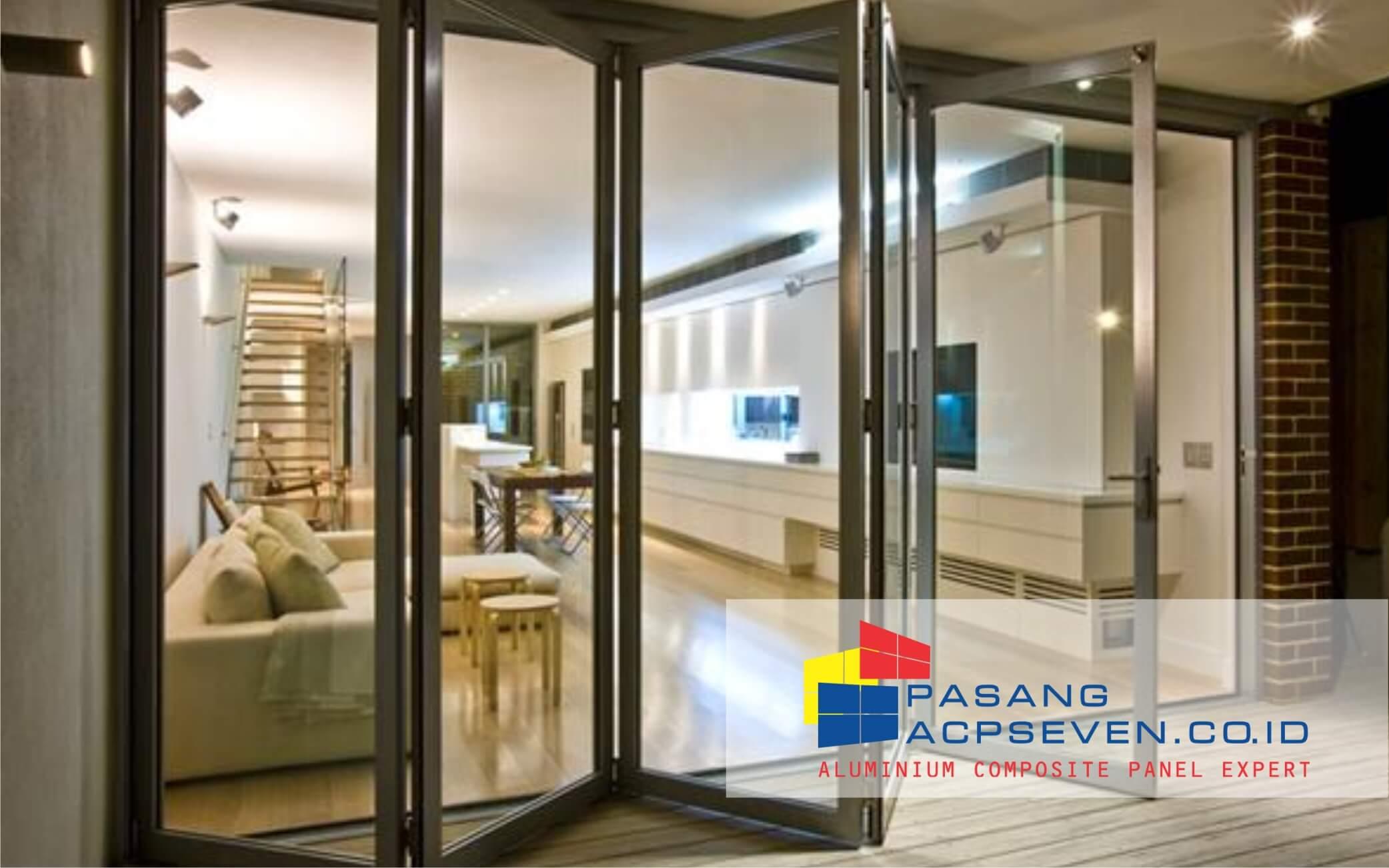 kusen aluminium surabaya, pintu aluminium surabaya, jendela aluminium surabaya