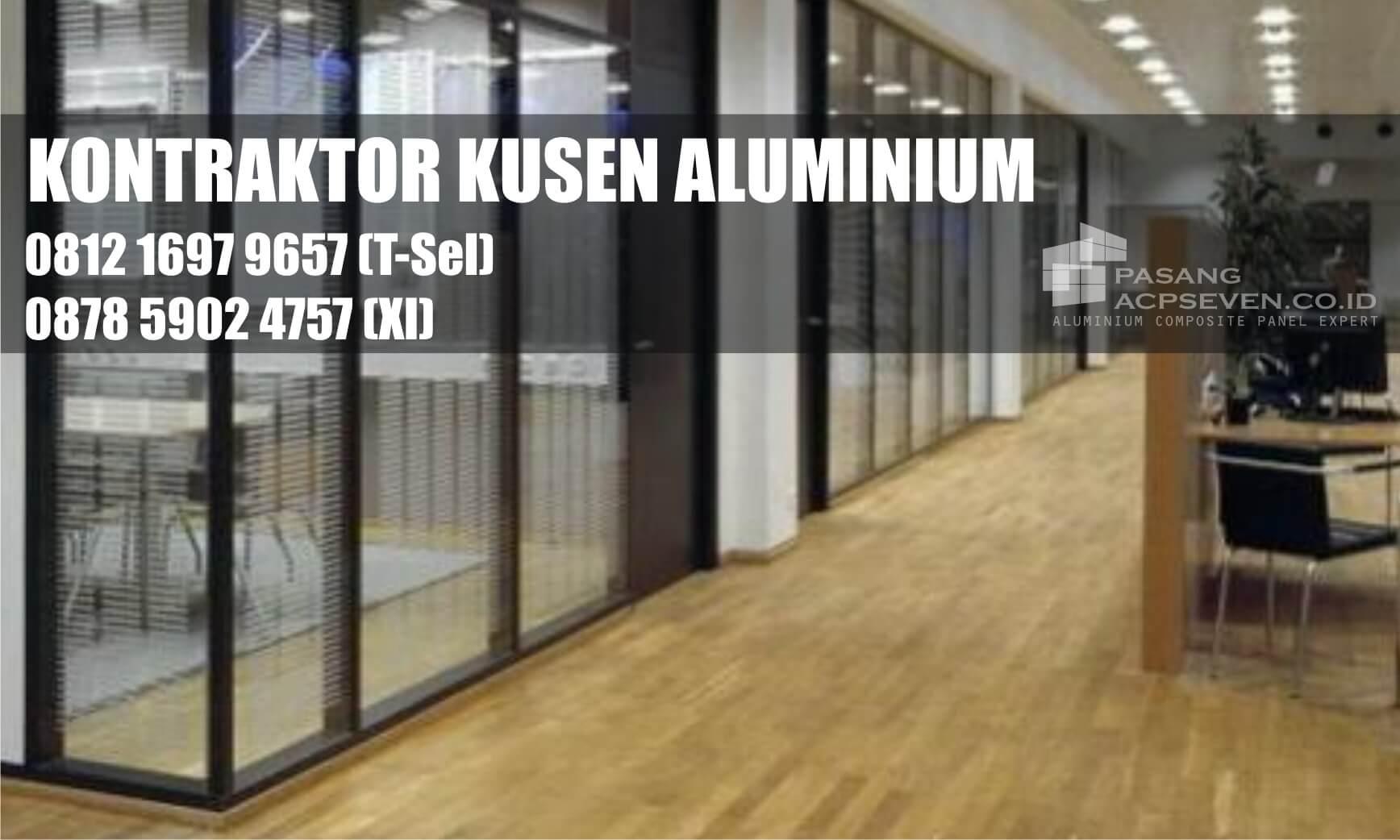 kontraktor aluminium surabaya, kusen aluminium surabaya, kusen pintu aluminium surabaya