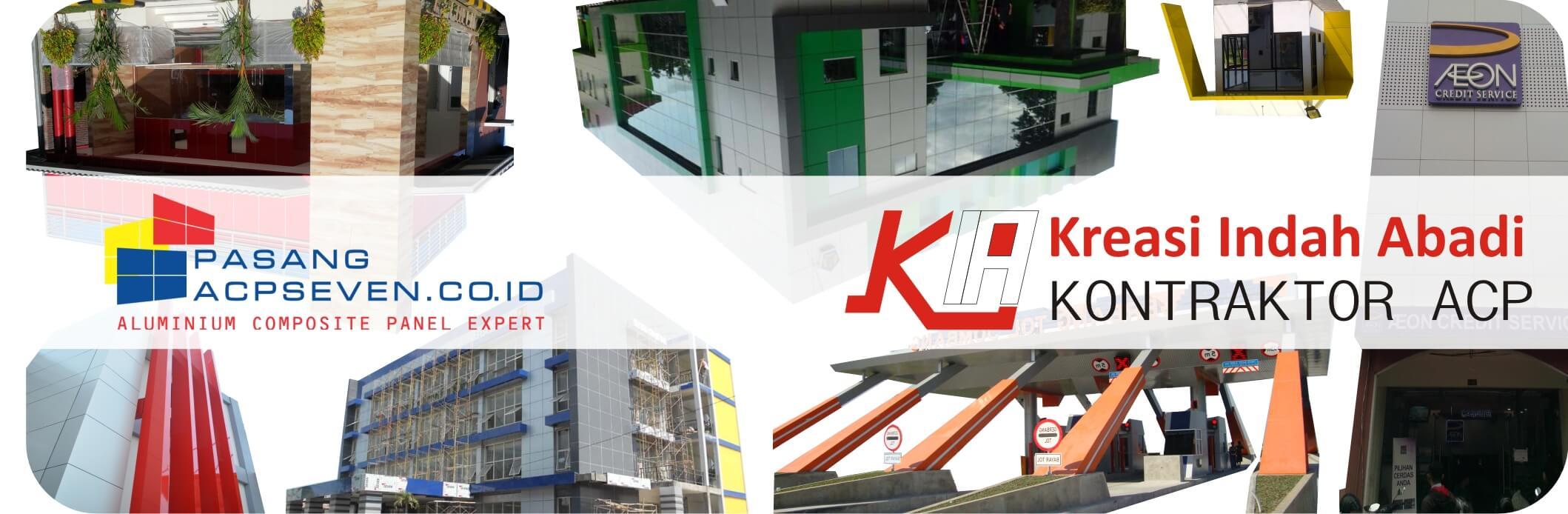 pasang acp seven surabaya, kontraktor aluminium composite panel surabaya, kontraktor aluminium composite panel gresik, kontraktor aluminium composite panel bali